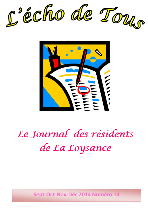 journal de la Loysance